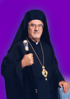 His Eminence Metropolitan Philip