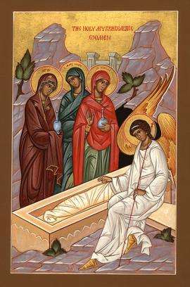 Myrrh-Bearing Women