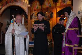 Ordinations at St. George Church + Niagara Falls, NY