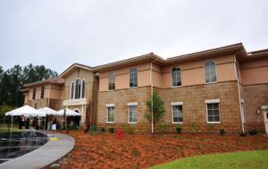 OCMC Building At Dedication
