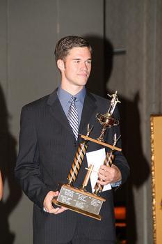 Joel Schaefer: Oratorical Winner 2009