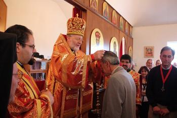 Bp JOSEPH, Antoine Hindeleh (new member), Bill Tsoukalas