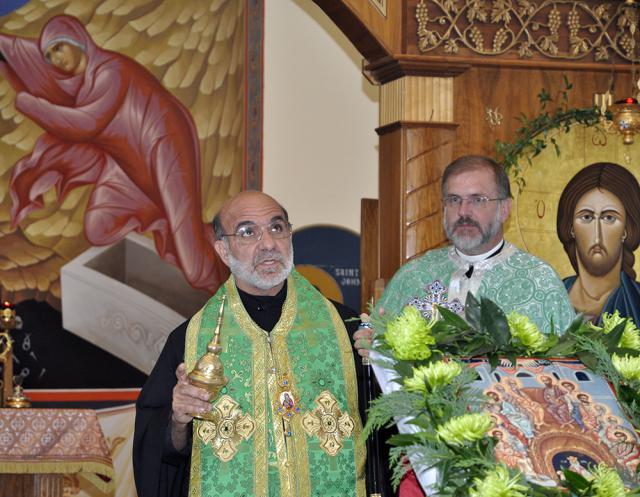 Pentecost Vespers