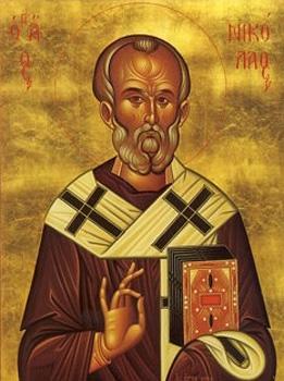St. Nicholas the Wonderworker