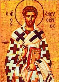 St. Eleftherios of Illyria