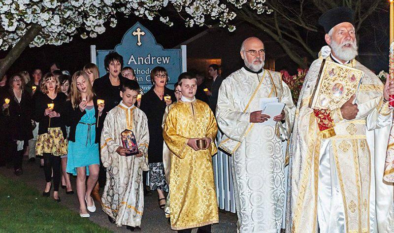 St. Andrew Church + Arlington, WA