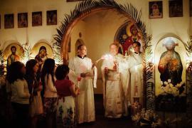 St. Barnabas + Costa Mesa, CA