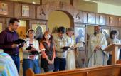 Agape Vespers at St. James + Fort Collins, CO