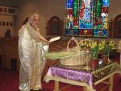 Palm Sunday at St. Mary Church + Wilkes-Barre, PA