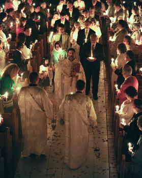 St. Michael Church + Louisville, KY