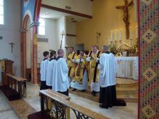 St. Michael (Western Rite) + Whittier, CA