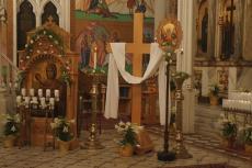 St. Nicholas Cathedral + Brooklyn, NY