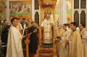 Metropolitan Philip Celebrates Pascha at St. Nicholas Cathedral + Brooklyn, NY