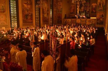 St. Nicholas Cathedral + Los Angeles, CA