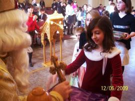 St. Nicholas Day Giving