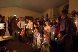St. Paul Church + Lynnwood, WA