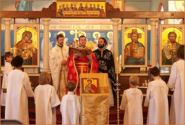 St. Philip Souderton Patronal Feast 2009