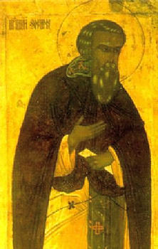 St. Zosimas of Solovki