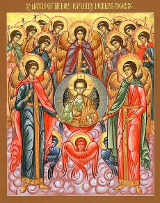Synaxis of the Holy Archangels