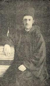 St. Raphael as a Young Man
