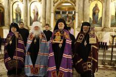 Sunday of Orthodoxy, 2017: St. Nicholas Cathedral, Brooklyn, NY