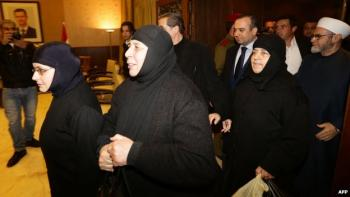 March 9, 2014: Captive Nuns Released