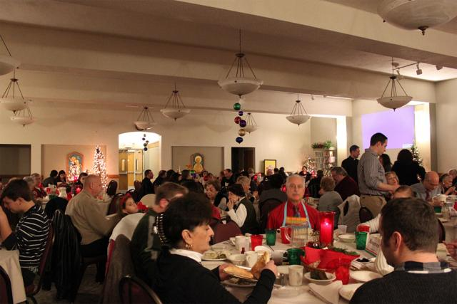 Fundraiser for Al-Kafaat Foundation + Christmas 2012