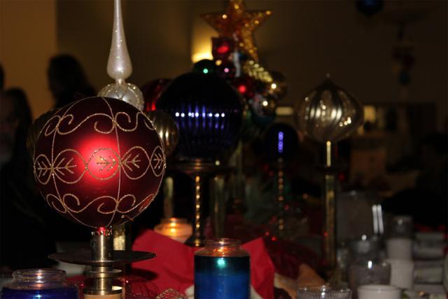 Fundraiser for Al-Kafaat Foundation + Christmas 2012