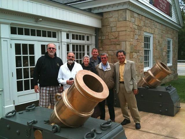 Visiting Fort Ligonier