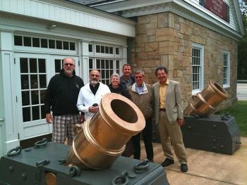 Visiting Fort Ligonier