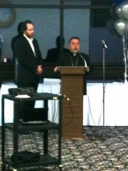 Fr. Elias Sings