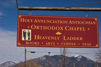 Holy Annunciation Chapel + Taos, NM