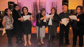 Antiochian Women 2012 Christmas Celebration in Montreal