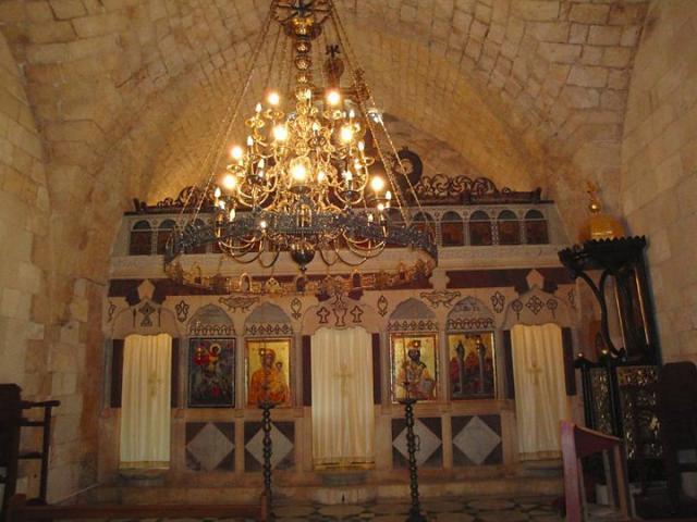 Old Church at Balamand
