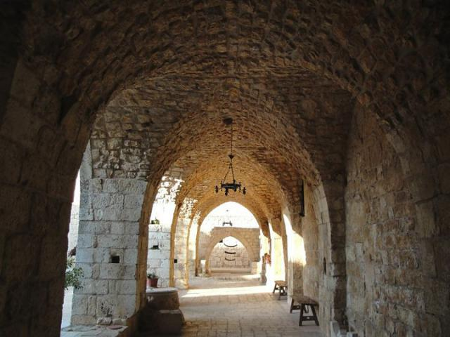 Balamand Original Monastery