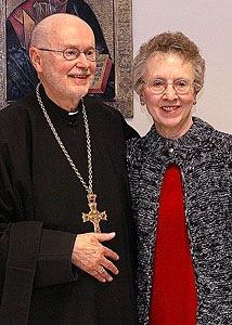 Fr. Boniface and Kh. Joyce Black