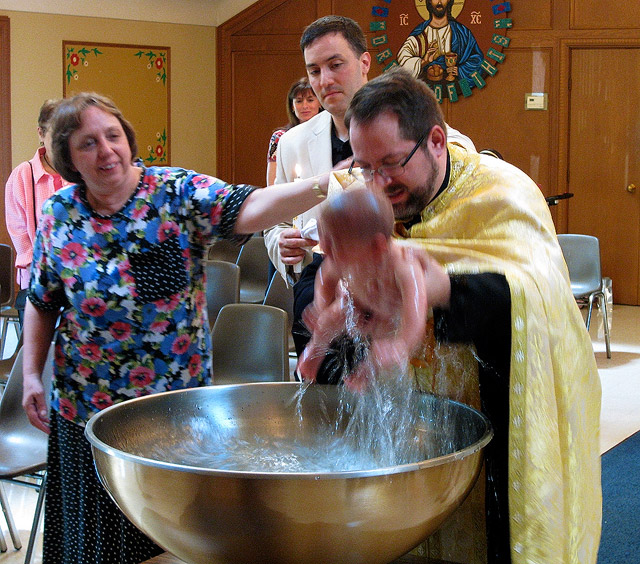 St. Luke's Mission: Baptism