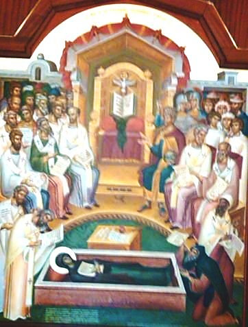 Icon of the 4th Ecumenical Council