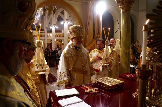 Metropolitan Joseph Presides at Jubilee Celebration for St. Raphael, Nov. 6-7, 2015