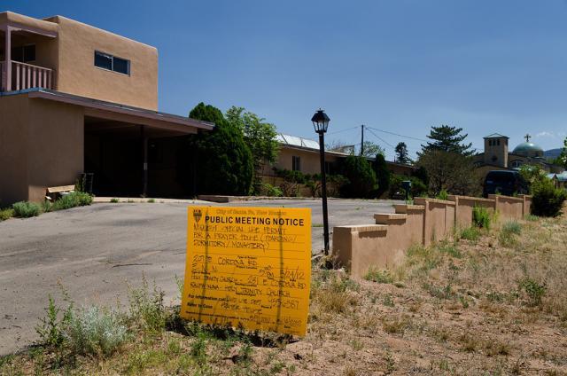 Bethany House, Santa Fe, New Mexico