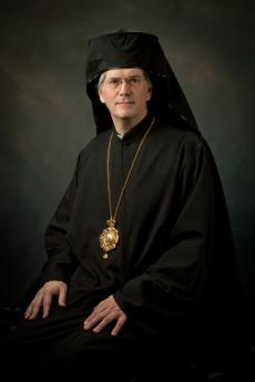 The Right Reverend Bishop Anthony