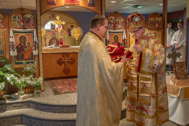 Fr. Peter Jon Gillquist, All Saints Orthodox Church in Bloomington, IN