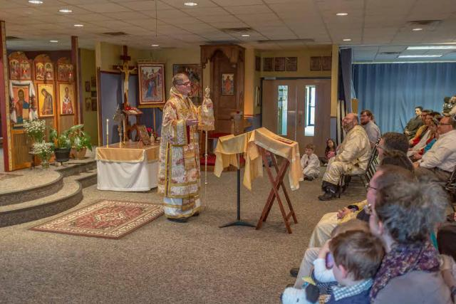 His Grace at All Saints, Bloomington