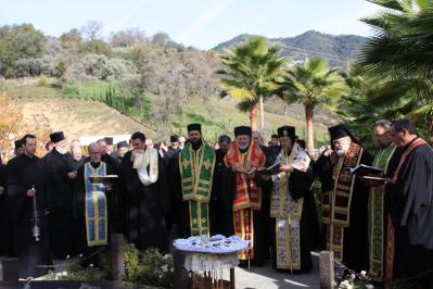 Bishops Leading Worship