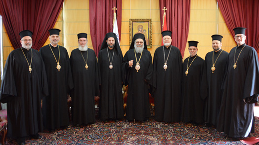 Bishops Delegation May 2014 1