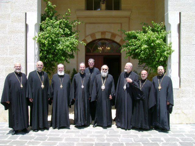 Bishops Delegation May 2014 2