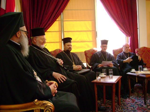 Bishops Delegation May 2014 3