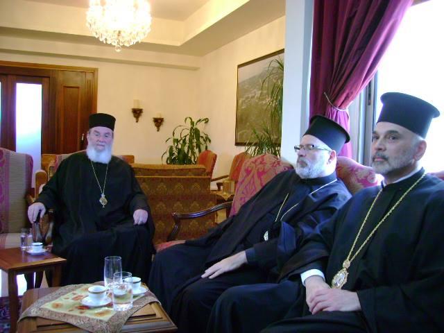 Bishops Delegation May 2014 4