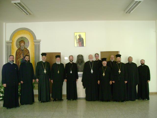 Bishops Delegation May 2014 5