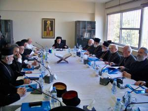 Holy Synod of Antioch meets